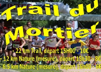 Trail du Mortier