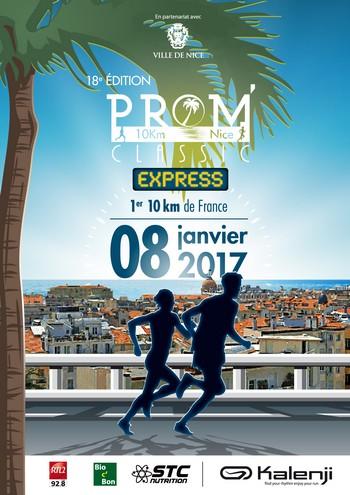 3 dossards pour la Prom'Classic de Nice 2017