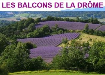 Trail des balcons de la Drôme