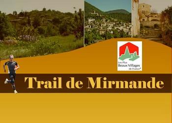 Trail de Mirmande