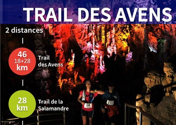Trail des Avens