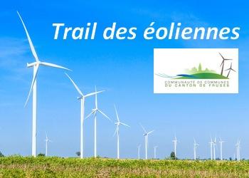 Trail des Eoliennes