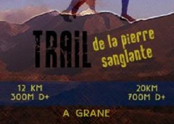 Trail de la Pierre Sanglante