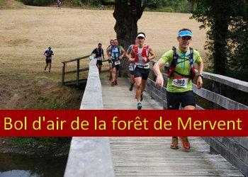 Bol d'air de la forêt de Mervent