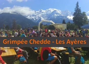 Grimpée Chedde - Les Ayères
