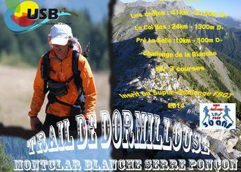 Trail de Dormillouse