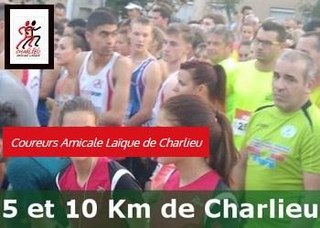 5 & 10 km de Charlieu