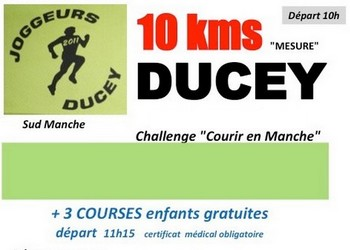 10 km de Ducey