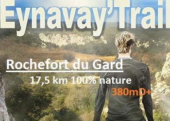 Photo de Eynavay'Trail 2021, Rochefort-du-Gard