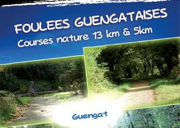 Photo de Foulées Guengataises – Trails de Saint Alouarn 2021 (Finistère)