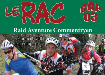 Raid Aventure Commentryen