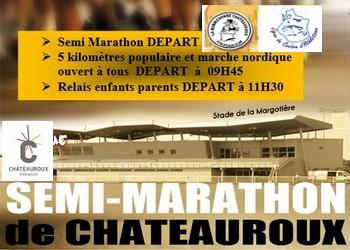Semi-marathon de Châteauroux