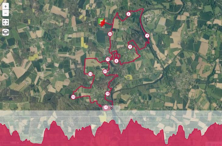 Trail de la Belle Etoile