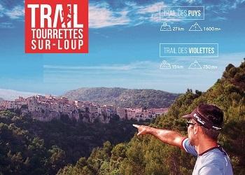 Trail de Tourrettes-sur-Loup