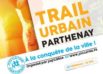 Médiévale, Trail urbain de Parthenay