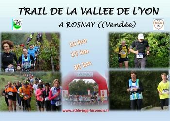 Trail de la Vallée de l'Yon