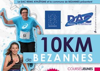 10 km de Bezannes