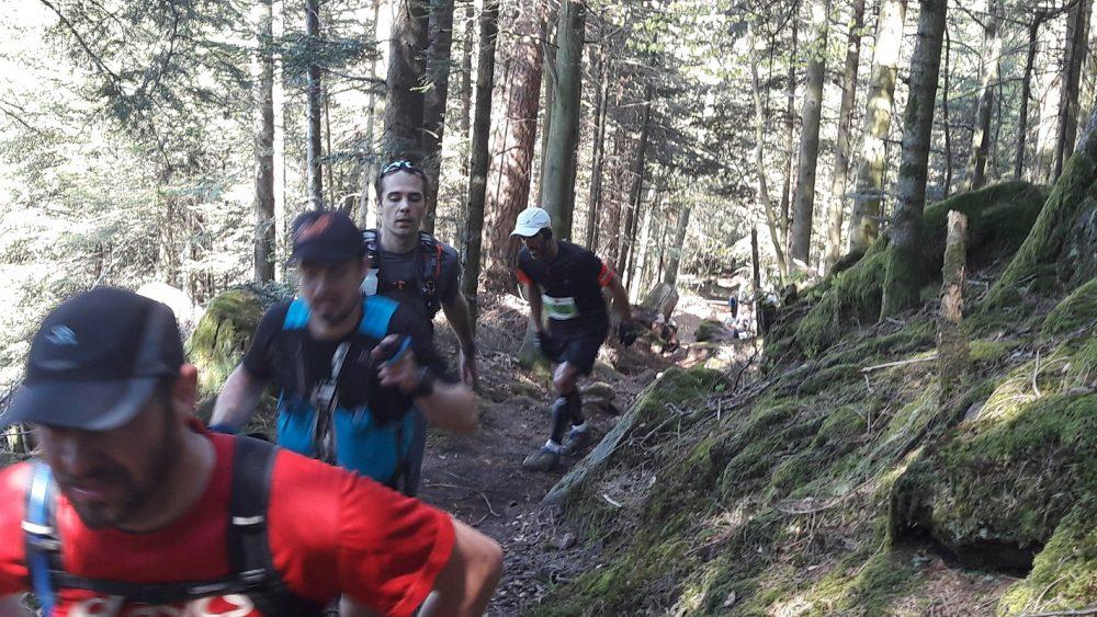 Trail des Roches 2017