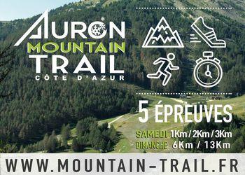Auron Mountain Trail Côte d'Azur