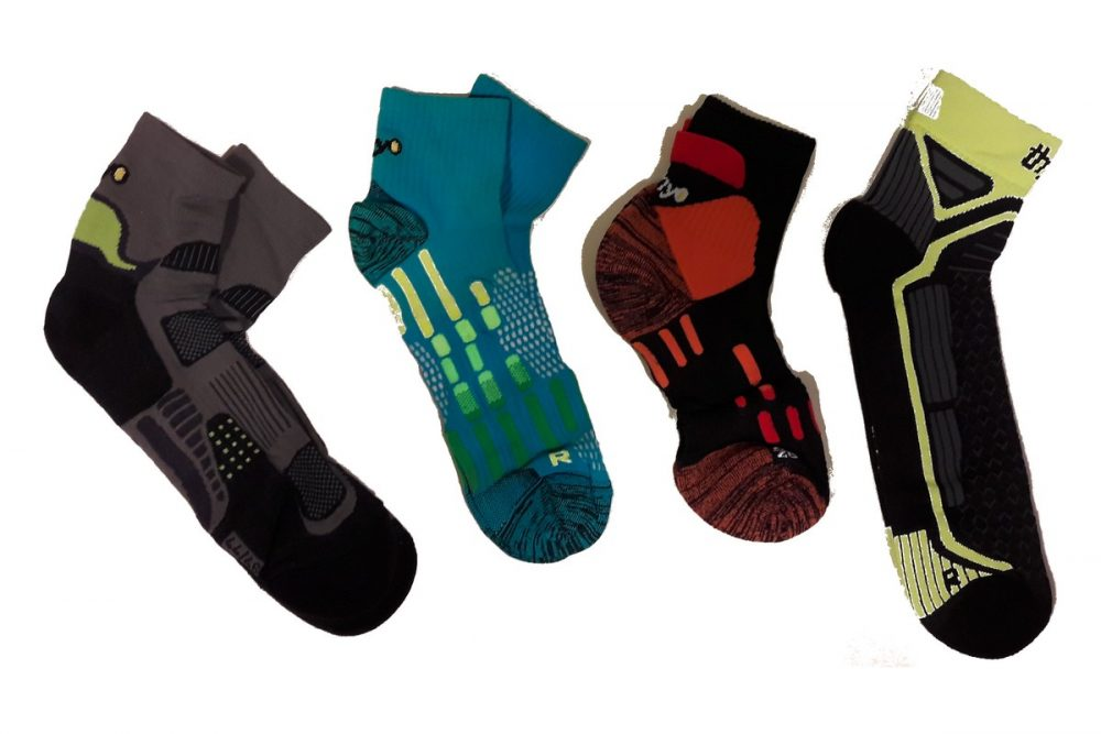 Thyo, les chaussettes running design in France !
