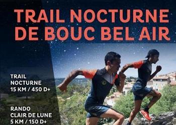 Photo de Trail nocturne de Bouc-Bel-Air 2020 (Bouches du Rhône)