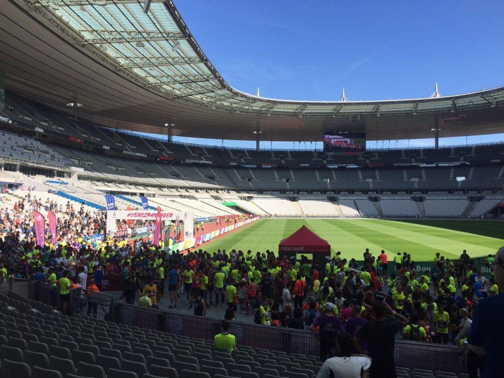 [Récit] La Grande course du grand Paris: une arrivée au Stade de France exceptionnelle