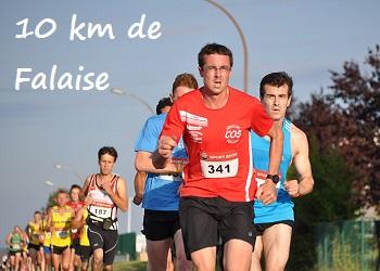 10 km de Falaise