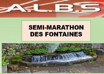 Semi-marathon des fontaines