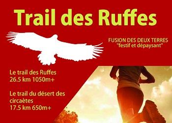 Trail des Ruffes