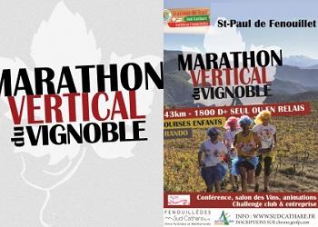 Marathon Vertical du Vignoble
