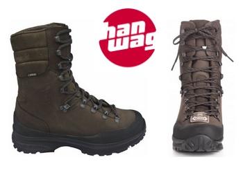 Test des Hanwag Brenner Wide GTX, chaussures de randonnée : C'est du solide