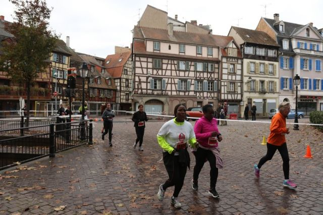 Courses DNA de Colmar