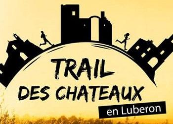Trail des châteaux en Lubéron