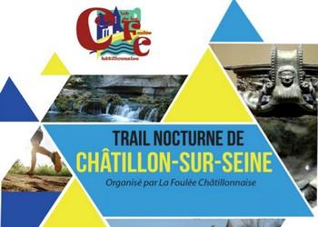 Trail nocturne de Châtillon-sur-Seine