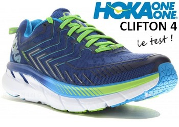 Test des Hoka One One Clifton 4 par Jogging-Plus
