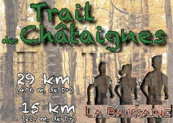 Trail des Châtaignes