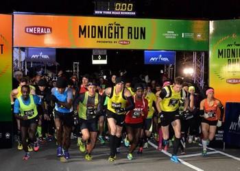 Photo de New York Midnight Run 2020 (Etats-Unis)