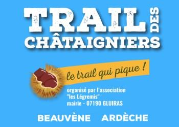 Trail des Chataigners, Beauvène (Ardèche)