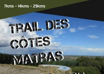 Trail des Côtes Matras