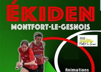 Ekiden de Montfort-le-Gesnois