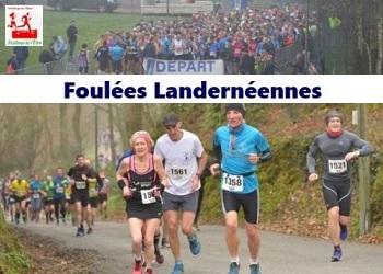 Photo de Foulées landernéennes 2021, Landerneau (Finistère)