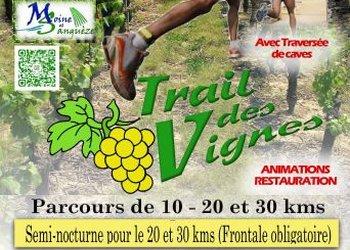 Trails des vignes