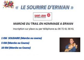 5 & 10 km Sourire d'Erwan