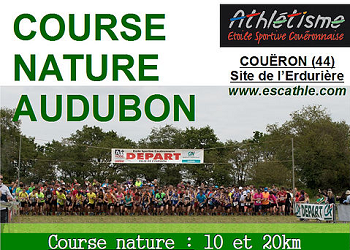 Course Nature Audubon de Coueron