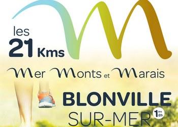 21 km Mer, Monts et Marais
