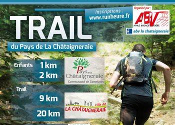 Trail du Pays de La Châtaigneraie