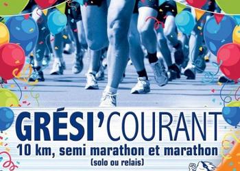 Grési'Courant, Marathon du Grésivaudan