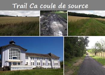 Trail Ca coule de source
