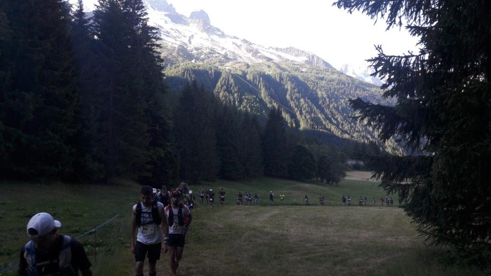 Marathon du Mont-Blanc 2018, mon 1er trail de montagne, un régal !