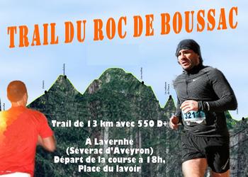 Trail du Roc de Boussac
